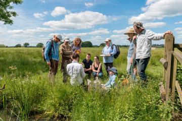 Pond workshop - Pulborough Brooks